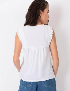 Top Destiny Top - Blanco