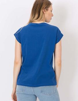 Camiseta Carly 5 T-Shirt's S/S - Azul