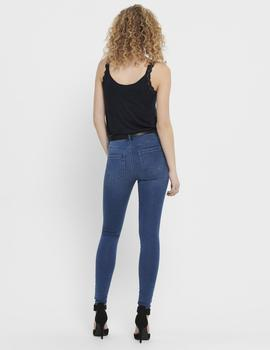 Jeans onlROYAL HIGH W.SKINNY PIM504 Noos Only - Azul