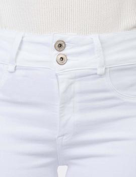 Jeans ONE SIZE DOUBLE UP 36 Trousers - Blanco