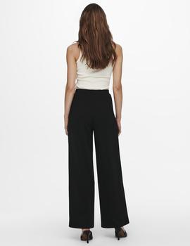 Pantalón ONLSCARLET WIDE PANT JRS ONLY - Negro