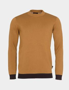 Jersey Godwin Sweater Tiffosi - Marrón claro