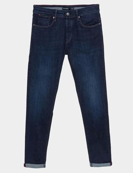 JeansTyler 239 Jeans - Vaquero Oscuro