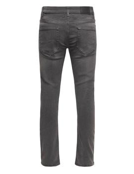 Jeans onsLOOM GREY P PK (8808) 3455 Only&Sons - Gris