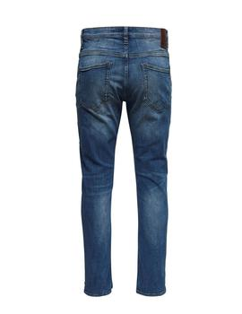 Jeans onsWEFT WASHED DCC 2418 Only&Sons - Azul Medio