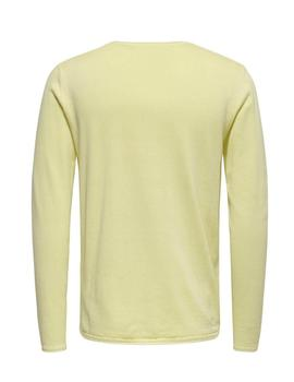 Jersey onsGARSON 12  WASH Noos Only&Sons - Amarillo Cla