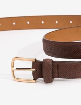 Cinturón Belt 293 Belts - Marrón