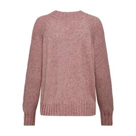 Jersey ONLSANDY L/S PULLOVER CC KNT ONLY - Rosa