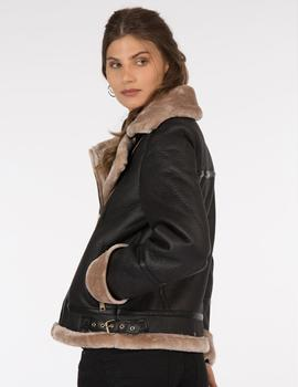 Cazadora Windsor Jacket - Negro