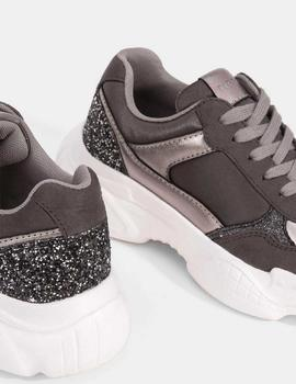 Zapatilla AVA Shoes - Gris