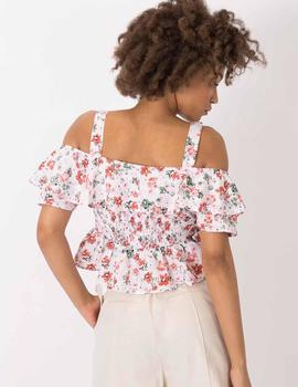 Top Corina Top - Blanco
