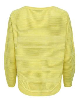 Jersey ONLCAVIAR L/S PULLOVER KNT NOOS ONLY - Amarillo