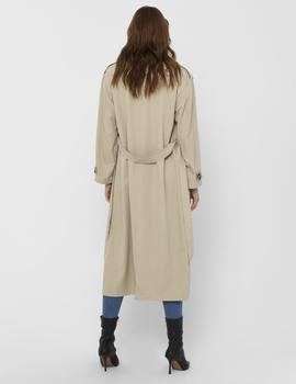Trench ONLLINE X-LONG TRENCHCOAT CC OTW ONLY - Beige